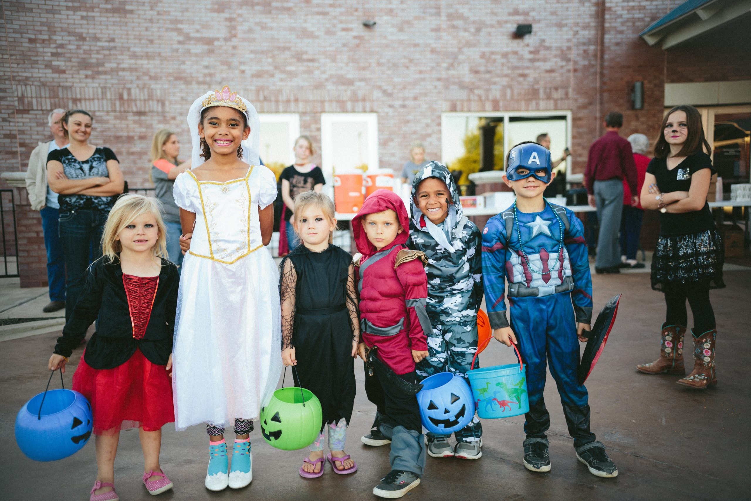 Halloween for ADHD adults - costumes