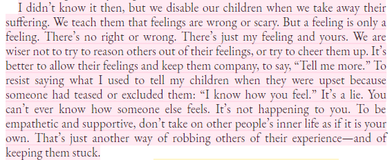 passage from The Gift, Edith Eger